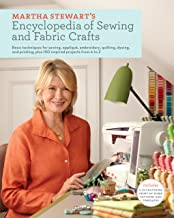 Martha Stewart's Encyclopedia of Sewing and Fabric Crafts (English Edition)