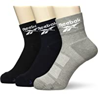 GUNZE 郡是 短襪 Reebok 腳尖 足底毛絨 短款 3雙裝 男士 REM002