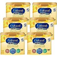 Mead Johnson 美赞臣 Enfamil NeuroPro 婴儿奶粉,0-12个月,Omega 3,20.7盎司…