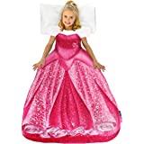 Blankie Tails | Disney Princess 可穿毯子 - 双面超柔软舒适公主貂绒毛毯 - 可机洗,趣…