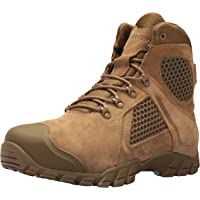 Bates Mens Shock FX Leather Boots