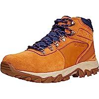 Columbia 哥伦比亚 Newton Ridge Plus Ii 男士 绒面防水登山鞋