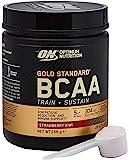 Optimum Nutrition 欧普特蒙 黄金标准支链氨基酸粉、复合氨基酸高剂量维生素 C、Wellmune、镁和电…
