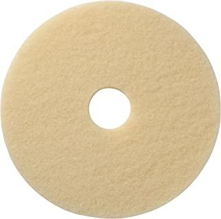 Americo Manufacturing 401528 图像-米色超高速合成纤维抛光地板垫(2 件装),71.12 厘米