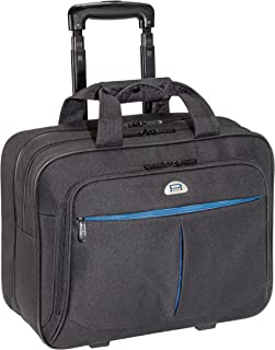 """PEDEA Business Laptop-Rollkoffer""""Premium-Air"""" Trolley Rollkoffer Koffer Reisekoffer Tasche inkl. Fach für Notebooks bis 17..."""