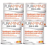 MeadJohnson 美赞臣 Enfamil 铂睿 Puramino 低变应原婴儿&幼儿奶粉-氨基酸,用于对食物严重敏…