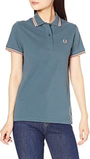 FRED PERRY Polo衫 TWIN TIPPED FRED PERRY SHIRT G12 女士