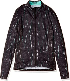 PEARL IZUMI UV 印花 长袖 运动衫 UPF50+防紫外线 吸汗速干 *防臭 W718-BL 女士