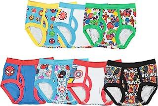 漫威幼儿男孩7件装超级英雄历险记三角裤内裤 Super Hero/Multi 2/3T
