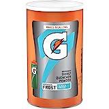 Gatorade Thirst Quencher Powder, Frost Glacier Freeze, 76.5…
