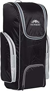 Newbery Cricket 大号行李袋,均码,黑色/银色