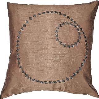 Duffi Home 2539-13 枕套,棕色,男女皆宜