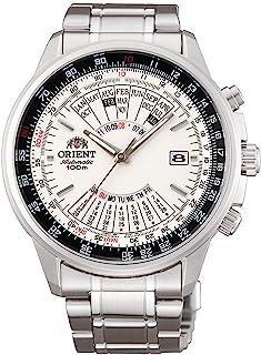 [オリエント] 腕時計 自動巻 万年カレンダー 海外モデル メンズ シルバー