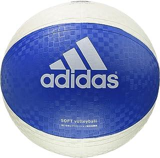 adidas(阿迪达斯) 软排球 AVSBW 蓝色×白色