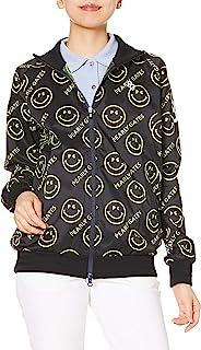 [派利盖茨] [女士]全拉链夹克防泼水 (猫咪印花) / 外套 高尔夫 / 055-0120212
