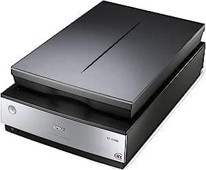 EPSON 爱普生 A4平板扫描仪 GT-X980(A4大小/6,400dpi ),需配变压器