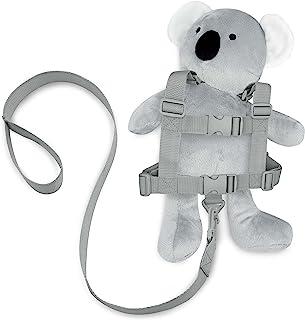 Travel Bug 幼儿 2 合 1 *胸背带 Koala-Grey/White