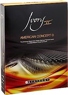 【正规进口产品】 Synthogy Ivory II American Concert D 钢琴音源 1951年纽约斯坦威D