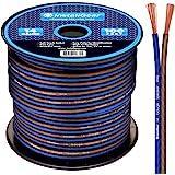 InstallGear Speaker Wire Main 自动 黑色IG14100 100 英尺
