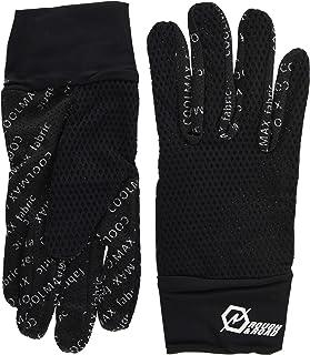 ROUGH&ROAD摩托车手套 弹性酷感内衣手套 手套 黑色 M 黑色 RR8853