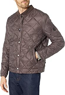 BERNARDO 男式 Jeff 绗缝 Primaloft 夹克 Galaxy Medium