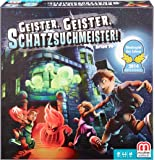 Mattel Games Treasure Hunters 游戏 - Geister Geister Schatzsuc…