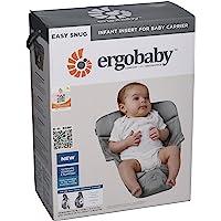 美国Ergobaby婴儿背带配件心连心婴儿护垫 - 灰色(新老包装 随机发货)