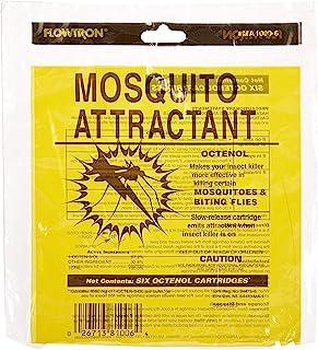 flowtron ma-1000–6octenol mosquito attractant cartridges