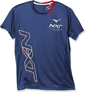 Mizuno 美津浓 排球服 训练T恤 短袖 V2MA0101