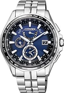 [西铁城]CITIZEN 手表 ATTESA 光动能电波表 AT9090-53L 男士