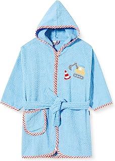 Playshoes 男童 Kinder Bademantel Bagger 浴袍