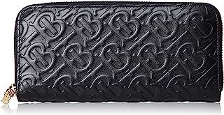 长款钱包 8011601 ELLERBY 圆弧拉链 皮革 真皮 [平行进口商品] 黑色 One Size