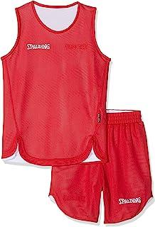Spalding 儿童 Bekleidung 团队运动双面儿童套装