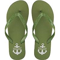 Havanera 男式人字拖凉鞋舒适沙滩拖鞋