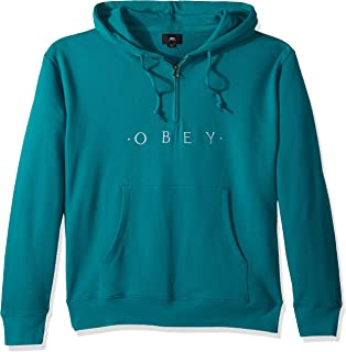 Obey 男式 Div 连帽套头衫