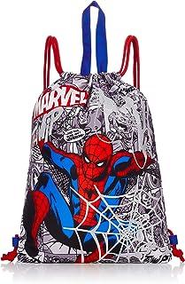 Marvel 漫威 蜘蛛侠 反光印刷 腰包 男孩 313115002 黑色