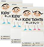 ATSUGI 厚木 女童连裤袜 TC5054 白色 日本 95~115cm-(日本サイズ100 相当)