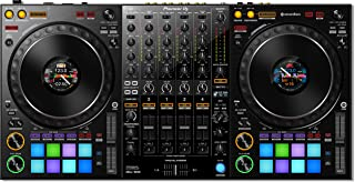 Pioneer 先锋 Pro DJ DJ 控制器,黑色(DDJ-1000)