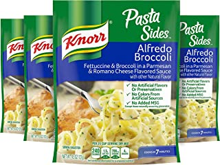 Knorr Pasta Side Dish, Alfredo, 4.4 Ounce
