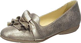 Geox 健乐士女式 D Annytah D 闭趾芭蕾平底鞋
