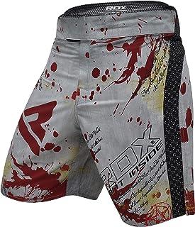 RDX 训练 MMA 短裤 UFC 格斗 CAGE 格斗武术泰拳 X8