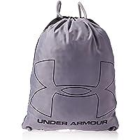 Under Armour 安德玛 中性Ozsee带胸夹和抽绳的健身房,跑步用背包,Black
