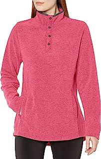 Charles River Apparel 女士 Bayview 羊毛衫