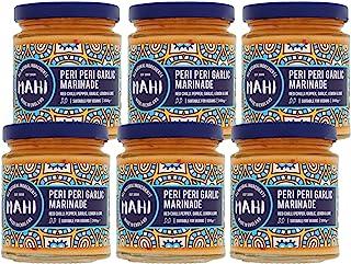 MAHI Peri Peri 大蒜腌汁酱 6 罐 200 克