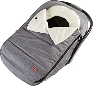 Skip Hop Stroll and Go Car Seat Cover (Heather Grey)