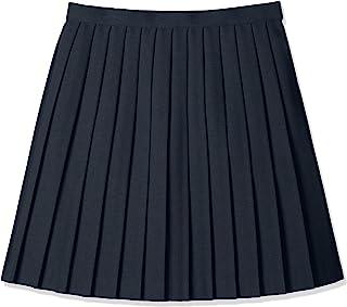 [ 排球少年流行 ] 长度可选纯色百褶短裙 (学校 · 制服) TN 150女款