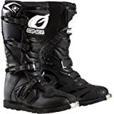 O'Neal Rider 靴子 11 M US 黑色 0325-111