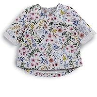 Mamas & Papas 女婴印花运动衫