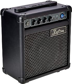 Kustom KXB 系列低音放大器 1 x 6 英寸(约 2.5 x 15.2 厘米),3 频均衡器 ~ 10W