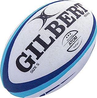 Gilbert Atom 橄榄球 [每个] • 符合世界橄榄球规格 [选择您的尺寸和颜色 ]